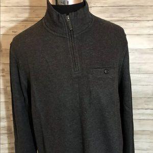 Men NEW! Ted Baker London 1/4 Zip Sweater N10